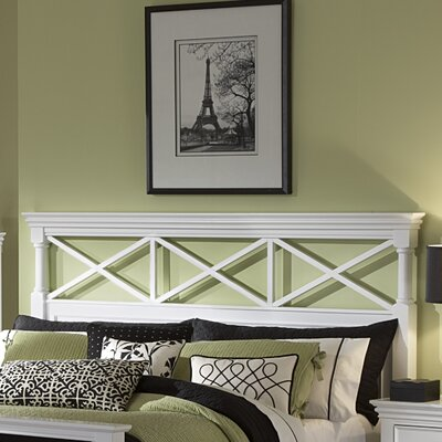 Easy furniture financing Kasey Panel Headboard Size: Califor...