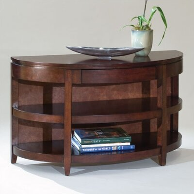 Cheap Magnussen Brunswick Demilune Sofa Table (ME2836)