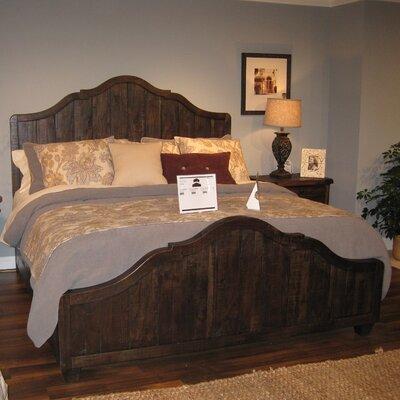 Brenley Panel Bed