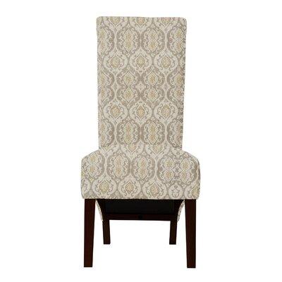 Audra Isla Fabric Parsons Chair