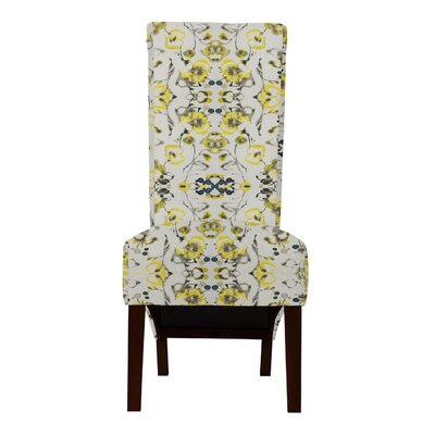 Keyesport Flowers Parsons Chair (Set of 2)
