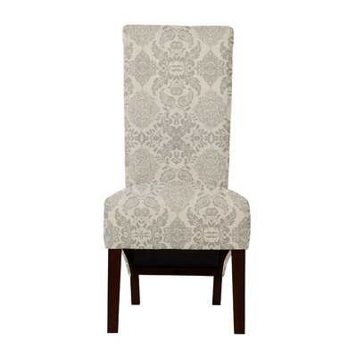 Audra Bentley Fabric Parsons Chair