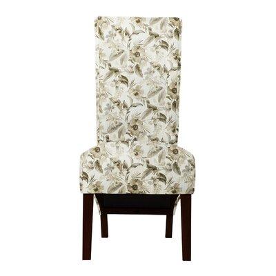 Audra Miesha Fabric Parsons Chair