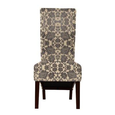 Audra Pandora Flower Parsons Chair