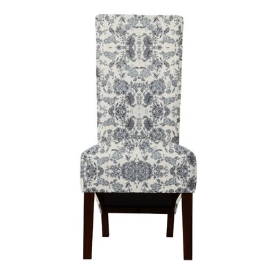 Audra Magic Fabric Parsons Chair (Set of 2)