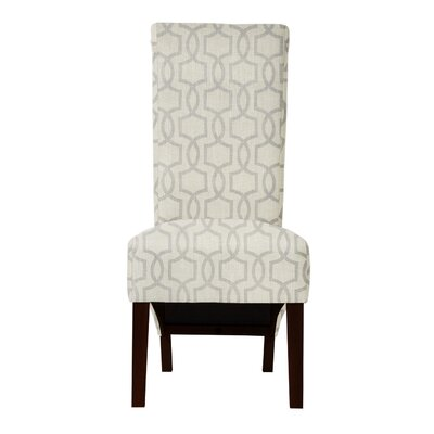 Audra Vanguard Fabric Parsons Chair