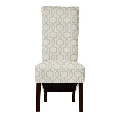 Audra Vanguard Fabric Parsons Chair (Set of 2)