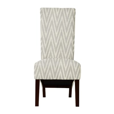Keyesport Chevron Parsons Chair