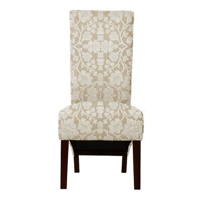 Audra Pandora Fabric Parsons Chair (Set of 2)