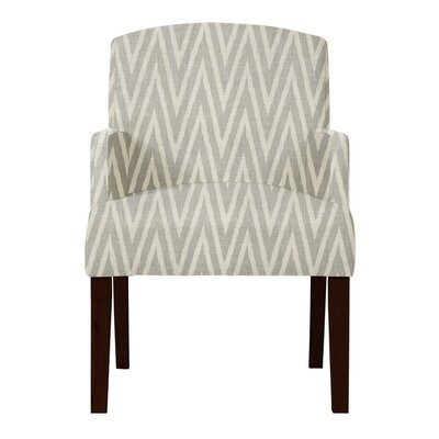 Larose Chervon Arm Chair