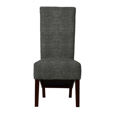 Keyesport Parsons Chair Upholstery: Dark Gray