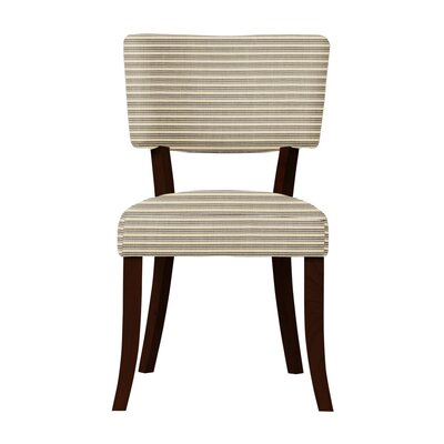 Larochelle Horizontal Stripe Side Chair