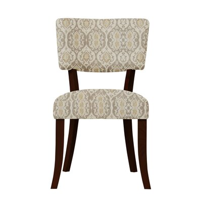 Petra Isla Fabric Side Chair