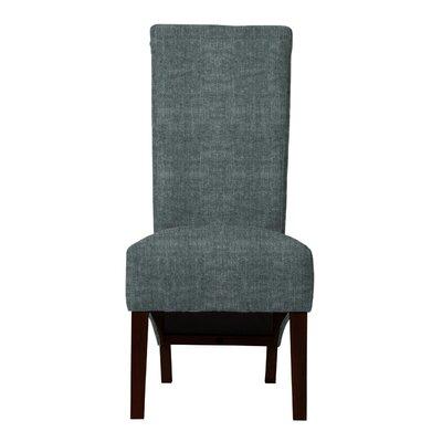 Keyesport Parsons Chair Upholstery: Gray