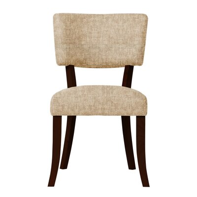 Larochelle Side Chair (Set of 2) Upholstery: Beige