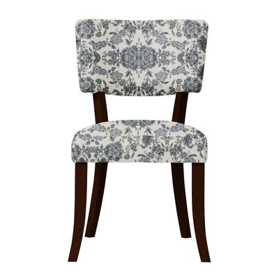 Petra Cotton Fabric Side Chair (Set of 2)