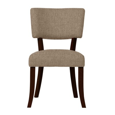 Larochelle Upholstered Side Chair (Set of 2) Upholstery: Beige