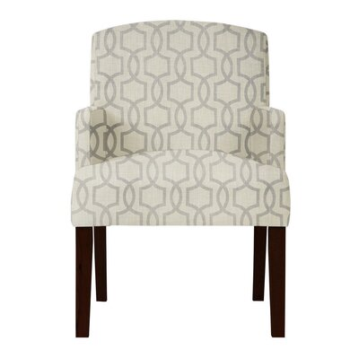 Keisha Gray Arm Chair