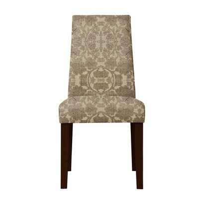 Haddonfield Beige/Brown Side Chair