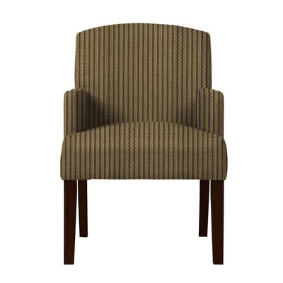 Larose Vertical Stripes Arm Chair