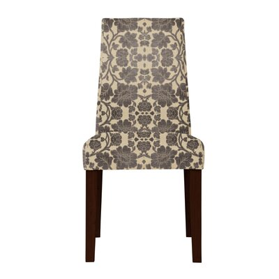 Haddonfield Flower Side Chair (Set of 2)
