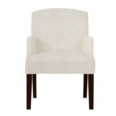 Larose Hexagon Arm Chair