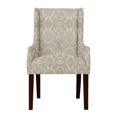 Larrabee Floral Arm Chair
