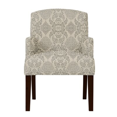 Keisha Cotton Arm Chair