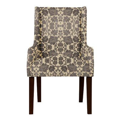 Larrabee Upholstered Fabric Arm Chair