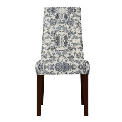 Haddonfield Gray/Beige Side Chair