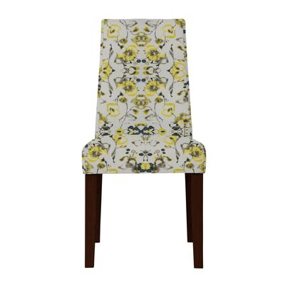 Haddonfield Gray/Yellow Side Chair