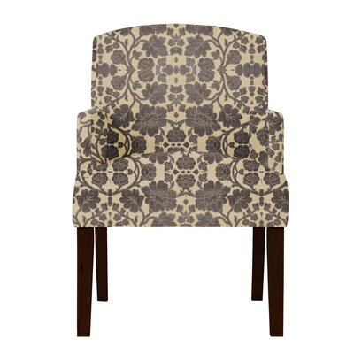 Keisha Flowers Arm Chair