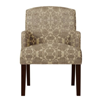 Keisha Brown Arm Chair
