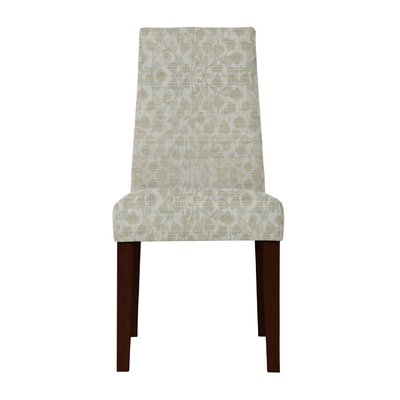 Haddonfield Beige Parsons Chair