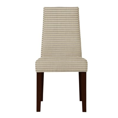 Haddonfield Horizontal Stripes Parsons Chair