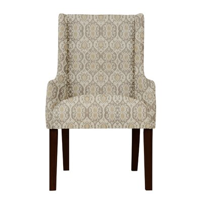 Larrabee Beige Arm Chair