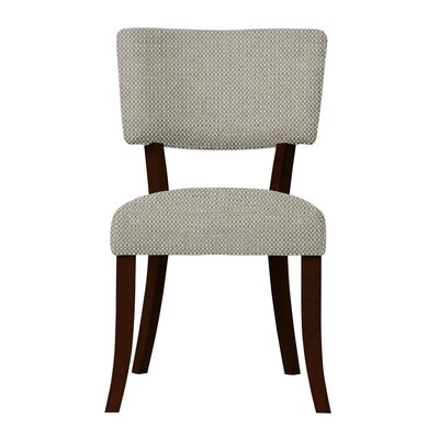 Larochelle Fusion Side Chair Upholstery: Light Gray