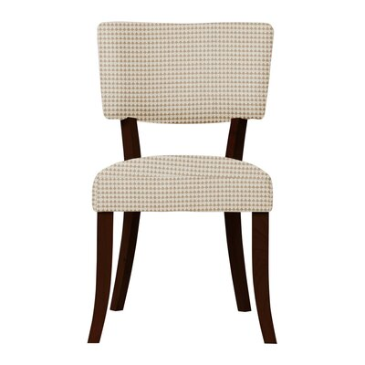 Larochelle Wood Legs Side Chair Upholstery: Beige