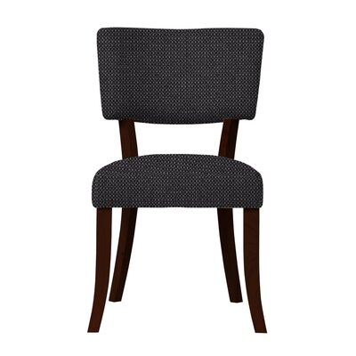 Larochelle Fusion Side Chair Upholstery: Gray