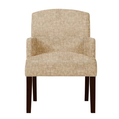 Larose Upholstered Arm Chair Upholstery: Beige