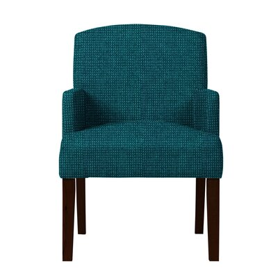 Larose Formal Arm Chair Upholstery: Teal