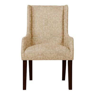 Larrabee Upholstered Arm Chair Upholstery: Beige