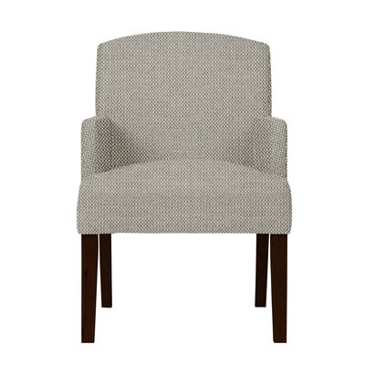 Larose Formal Arm Chair Upholstery: Light Gray