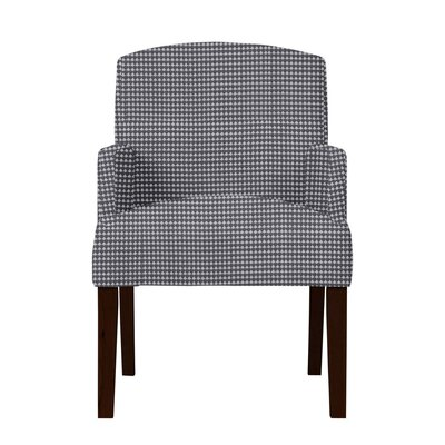 Larose Caro Arm Chair Upholstery: Gray