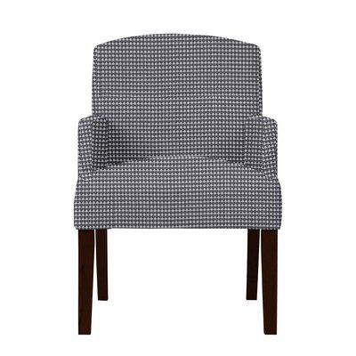 Larose Caro Arm Chair Upholstery: Gray