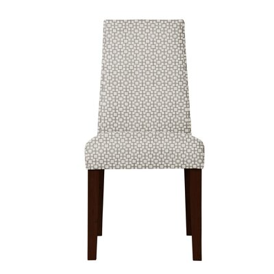 Samara Parsons Chair (Set of 2) Upholstery: Gray