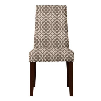 Samara Parsons Chair (Set of 2) Upholstery: Brown