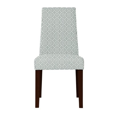 Samara Parsons Chair (Set of 2) Upholstery: Green
