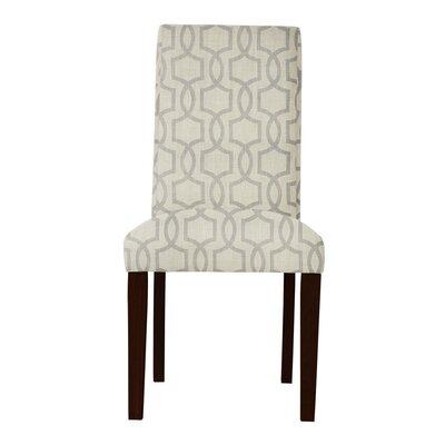 Beachwood Gray Parsons Chair