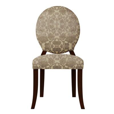Lashley Floral Print Side Chair